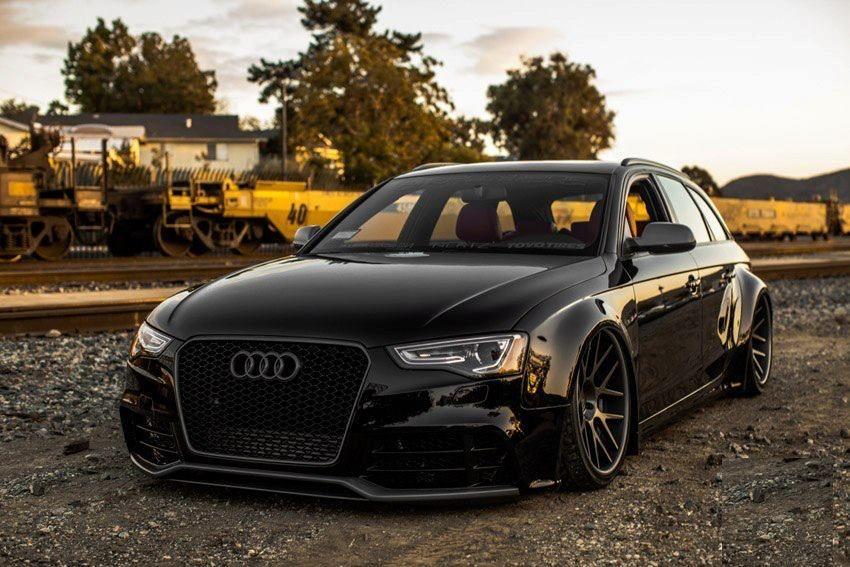 Audi A4 B8 Avant Custom Wb Audi A4 Avant Audi A4 A4 Avant