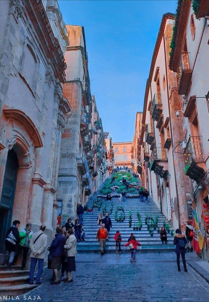 Caltagirone | Viaggi, Italia