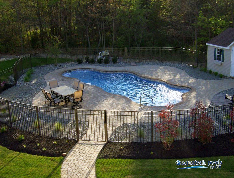 Boise Vinyl Liner Pool Viking Pools Pool Colors Swimming Pool Builder