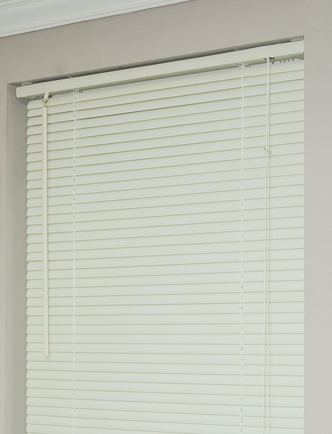 Achim Home Furnishings Morning Star 1 Inch Mini Blinds 26 By 72 Inch Alabaster Check Out The Image By Visiting Vinyl Mini Blinds Blinds Blinds For Windows