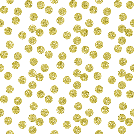 Gold Glitter Dots Picklenoodle Spoonflower Fabric Dotted Fabric Spoonflower