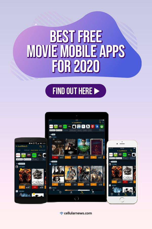 Top 15 Free Movie Apps You Should Try Out in 2020 in 2020