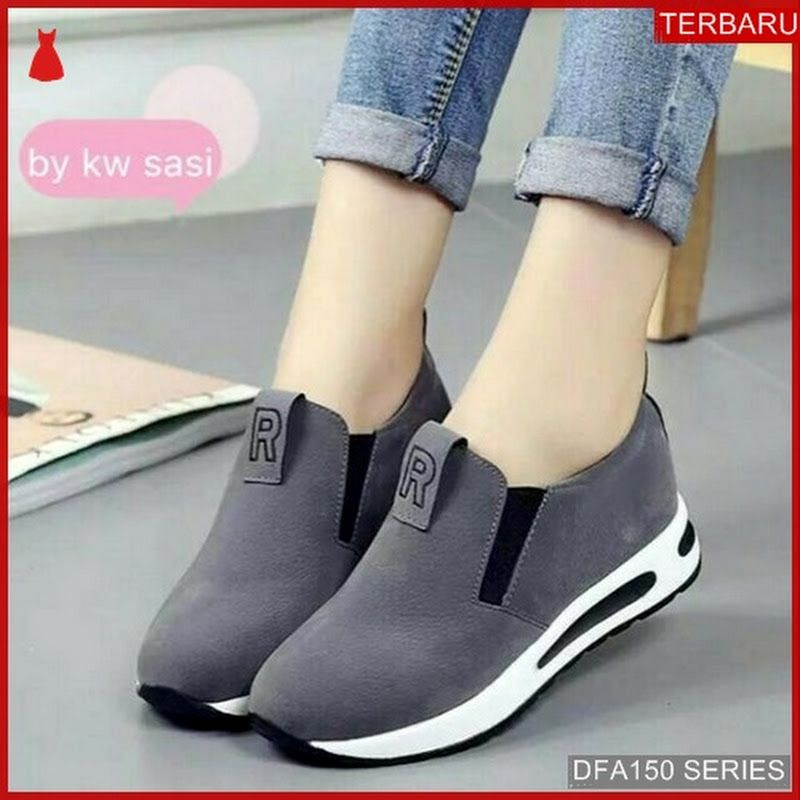 Dfa150r39 R06 Sepatu Flat Adira Canvas Shoes Snakers Dewasa 6269