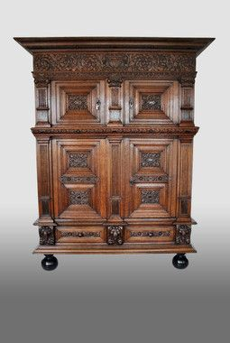 17th Century Dutch Cabinet #GISSLER #interiordesign ...