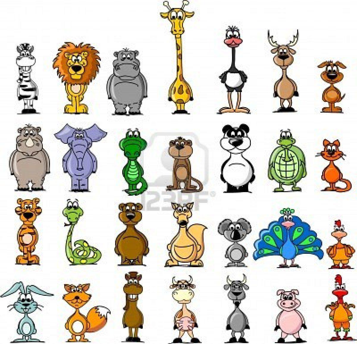 Dessiner les animaux for kids pinterest les - Dessiner des animaux ...