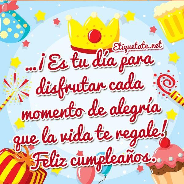 Tarjetas Online gratis para tu cumpleaños Happy Birthday\u0027s / Feliz