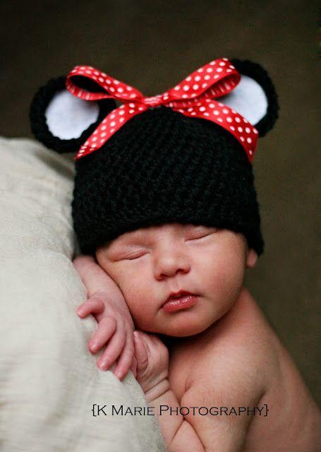Cute as a Button: Lady Black Bear, Free Crochet Hat Pattern   lovely ...