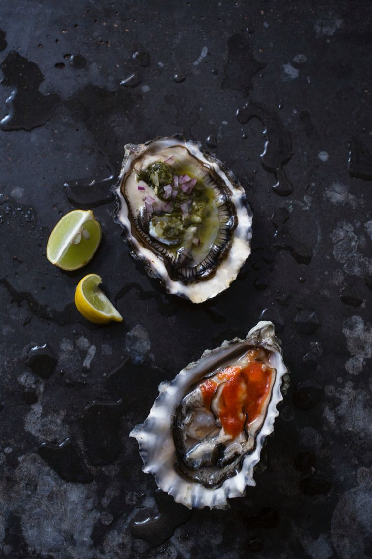 Oysters by Steve Anderson & FoodThatLooksGood.com