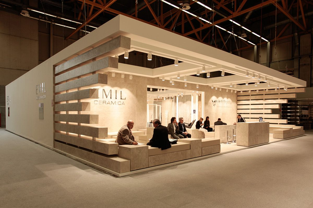 Exhibition Stand Design Italy : Showcase and discover creative work on the world s leading