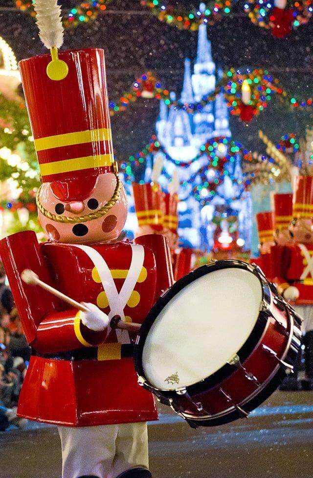 November 2020 at Disney World Crowd Calendar & Info