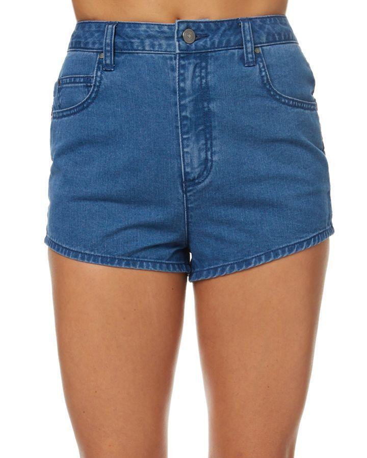 womens denim shorts australia