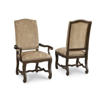 A.R.T. Furniture Coronado Linen Upholstered Dining Chair (Set Of 2) By  A.R.T. Furniture
