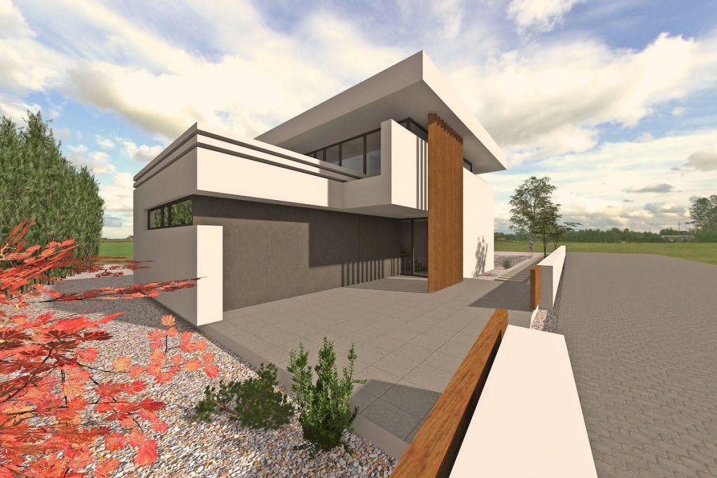Designhaus mit Flachdach in SachsenAnhalt Style at home