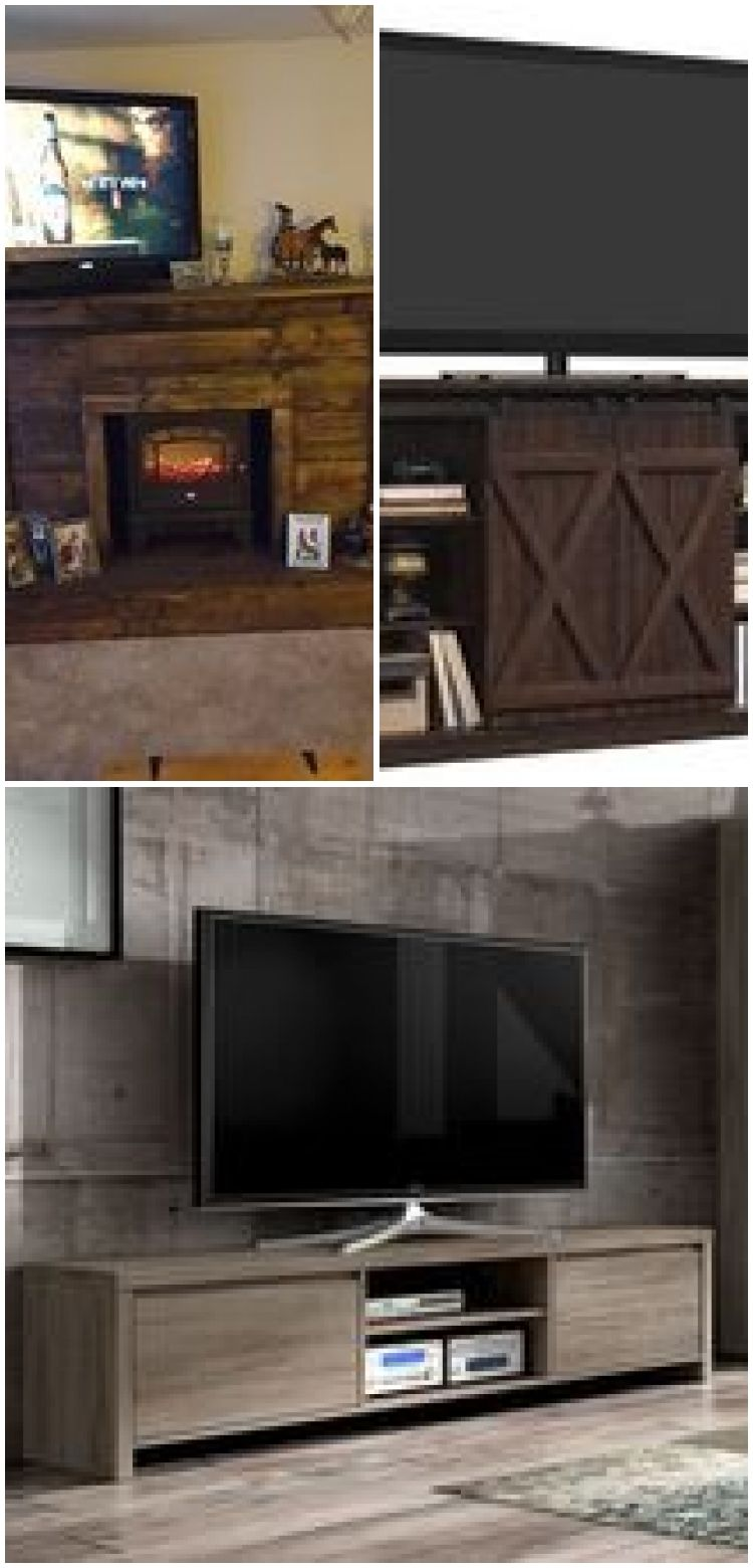 Pin By Mallikarjuna On T V Cabinet: Pin On New Season Fireplace Tv Stand