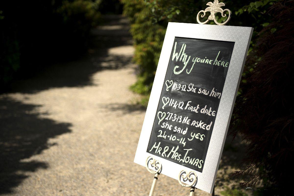 Whimsical forest wedding | itakeyou.co.uk