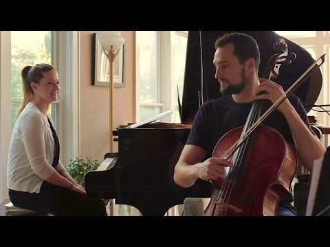 Ellie Goulding - Love Me Like You Do Cover (Cello/Piano) - Brooklyn