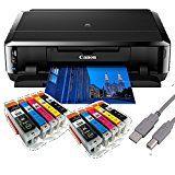 Amazon Angebote PCHardware Drucker Canon Pixma iP7250 Tintenstrahldrucker mit WLAN, Auto Duplex Druck (9600x2400 dpi, USB)…Ihr Quickberater