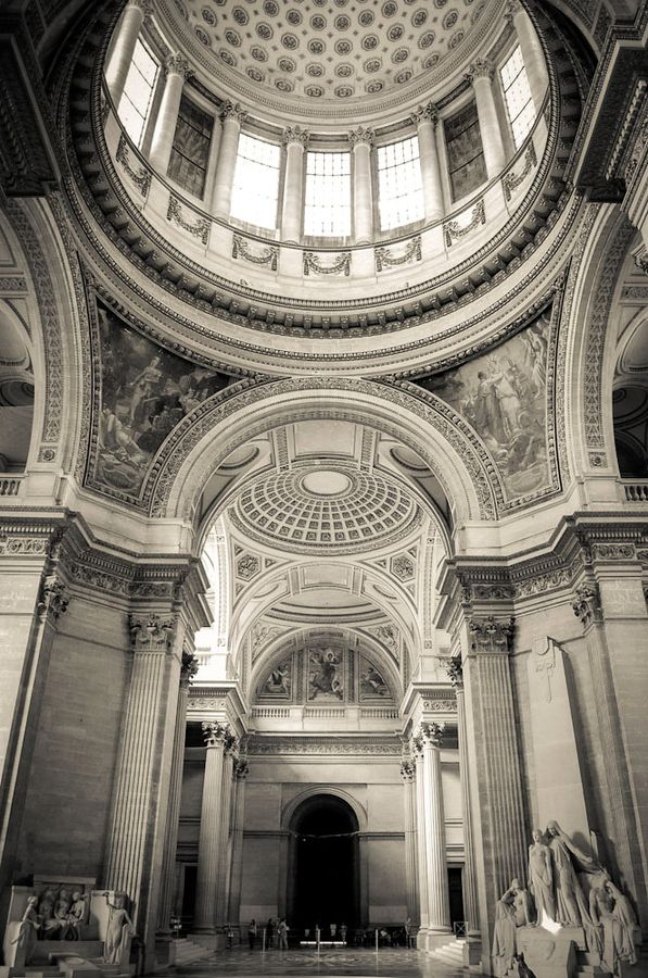 Pantheon Dome by Alexandre Minev, via 500px