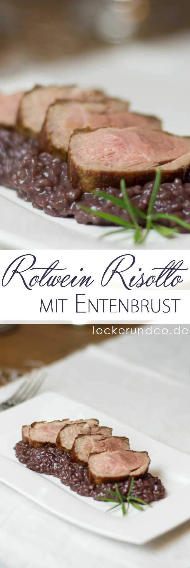 rotweinrisotto mit entenbrust goldener blogger herbst pinterest entenbrust rotwein und. Black Bedroom Furniture Sets. Home Design Ideas