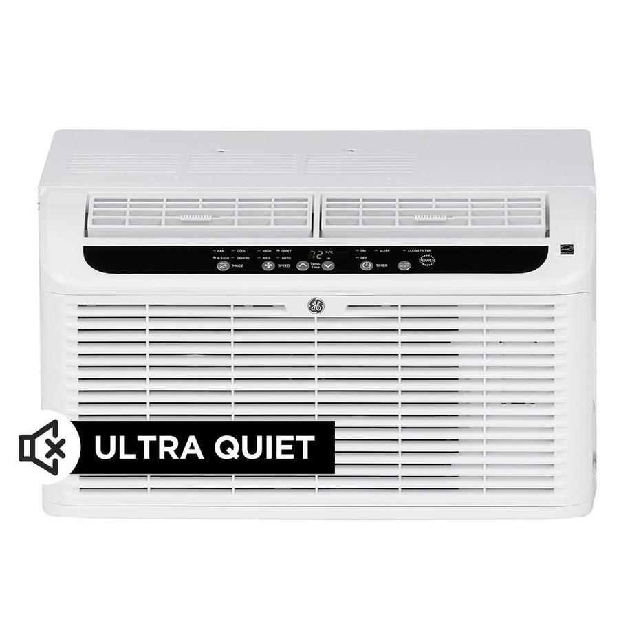Ac Only Ge 250 Sq Ft Window Air Conditioner 115 Volt 6150 Btu