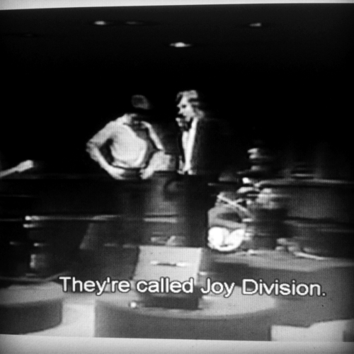<3 Joy Division