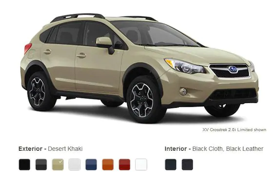Subaru Paint Colors Google Search In 2020 Subaru New Car Smell Subaru Crosstrek