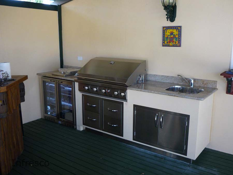 alfresco kitchen example 183 by infresco alfresco kitchen example 183 by infresco   outdoor kitchen      rh   pinterest co uk