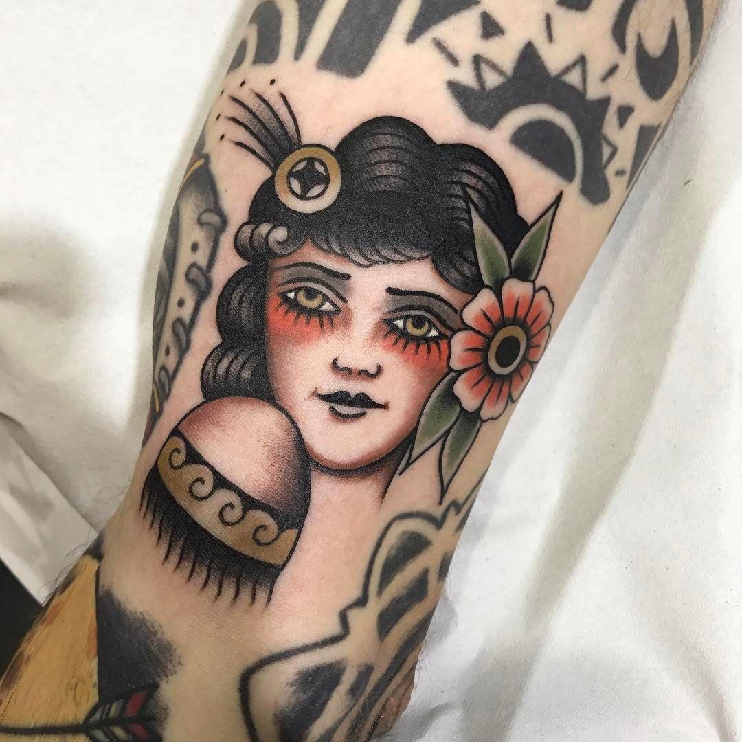 Cool tattoos for a girl julianfrogon tiny filler girlacias david  at