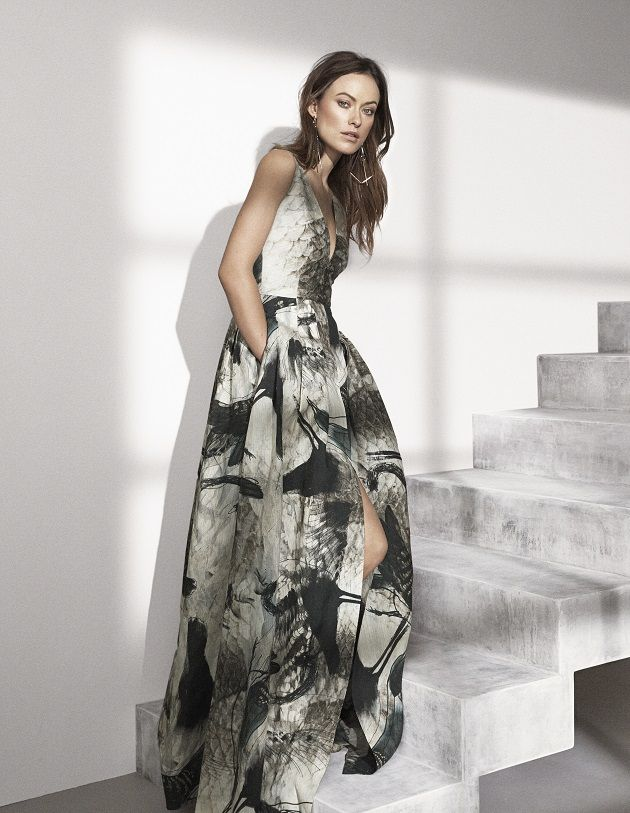 c7eabcbf15 H M Conscious Collection 2015  Wedding Guest Outfits