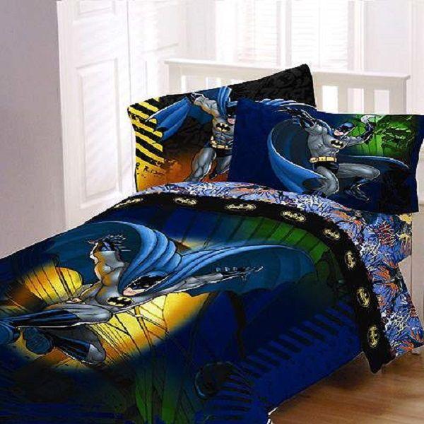 batman toddler bed set batman toddler bed set | Grayson's ...