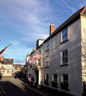 A Dog Friendly Pub And One Of The Best Hotels On Dartmoor Devon