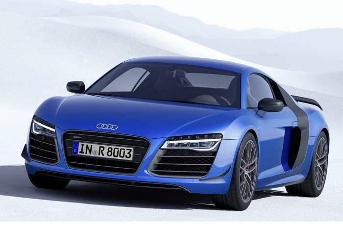 Hãng xe Audi đã khẳng định Siêu xe R8 sẽ là mô hình sản xuất đầu tiên đưa đèn pha laser vào sản xuất, nhằm để đánh bại hãng xe oto BMW. http://oto-xemay.vn/can-mua-xe-oto.html http://oto-xemay.vn/can-ban-xe-oto.html