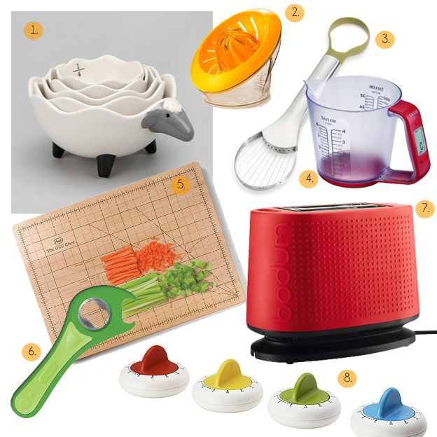 Cool Kitchen Stuff: Top 15 Gadgets And Tools For Foodies