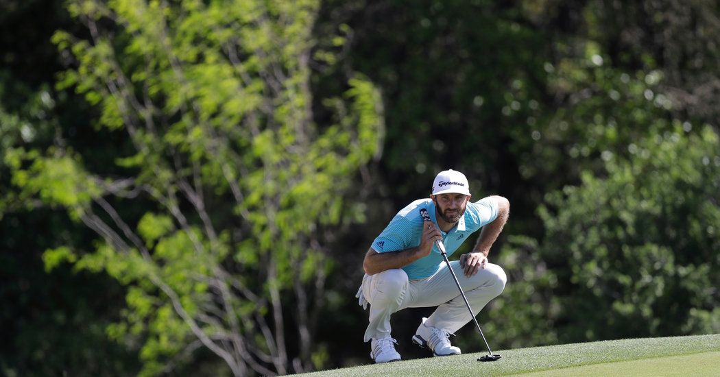 Dustin Johnson Wins Again in Match Play, and Rory McIlroy