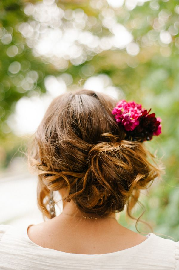 intimate earthy wedding