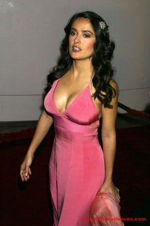 Salma hayek hot and sexy