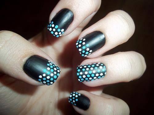 cool polka dot