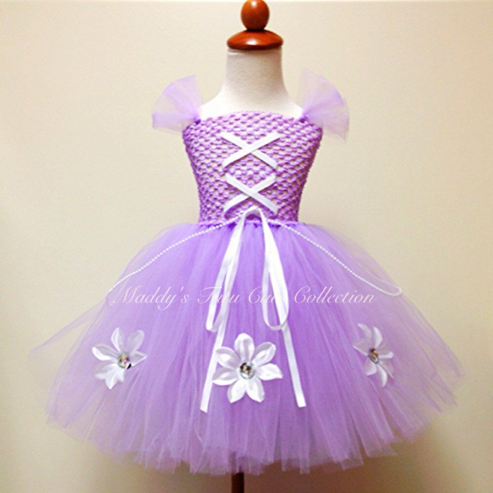 Sofia the First Tutu Dress by MTCCollection on Etsy, $35.00 | circo ...