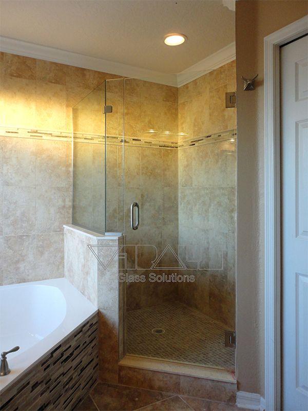 Pin By Vitralum Glass Solutions Inc On Neo Showers Frameless Shower Doors Contemporary Shower Shower Doors