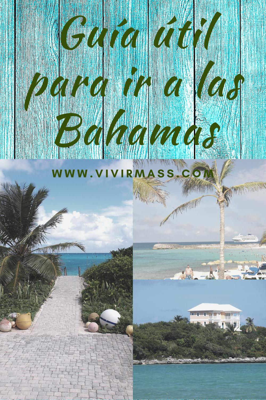 Documentación Para Ir A Las Bahamas Y Cuándo Conviene Ir Vacaciones En Las Bahamas Bahamas Destinos Viajes