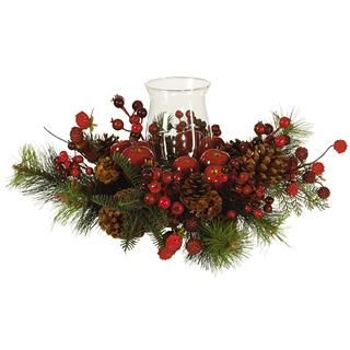 Check out the Nearly Natural 4654 Holiday Candleabrum