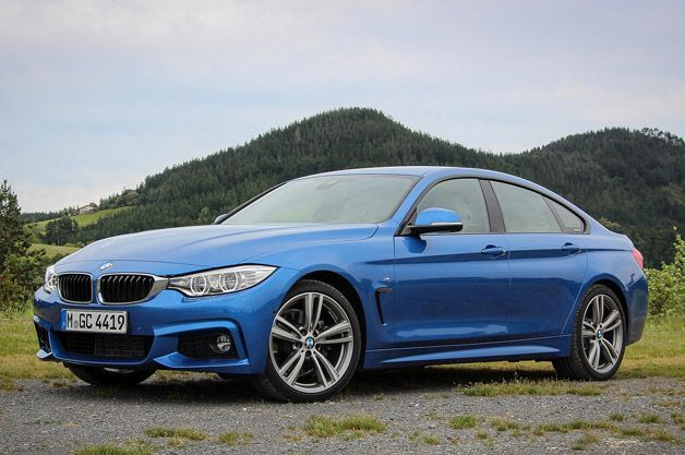 2015 Bmw 4 Series Gran Coupe With Images Bmw 4 Series Bmw 4