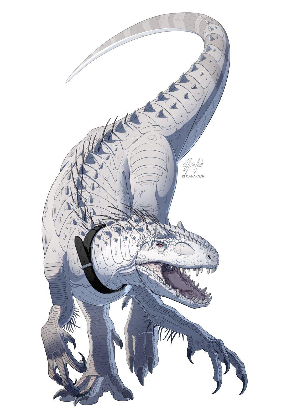 Indominus Rex, Tjaša Arh