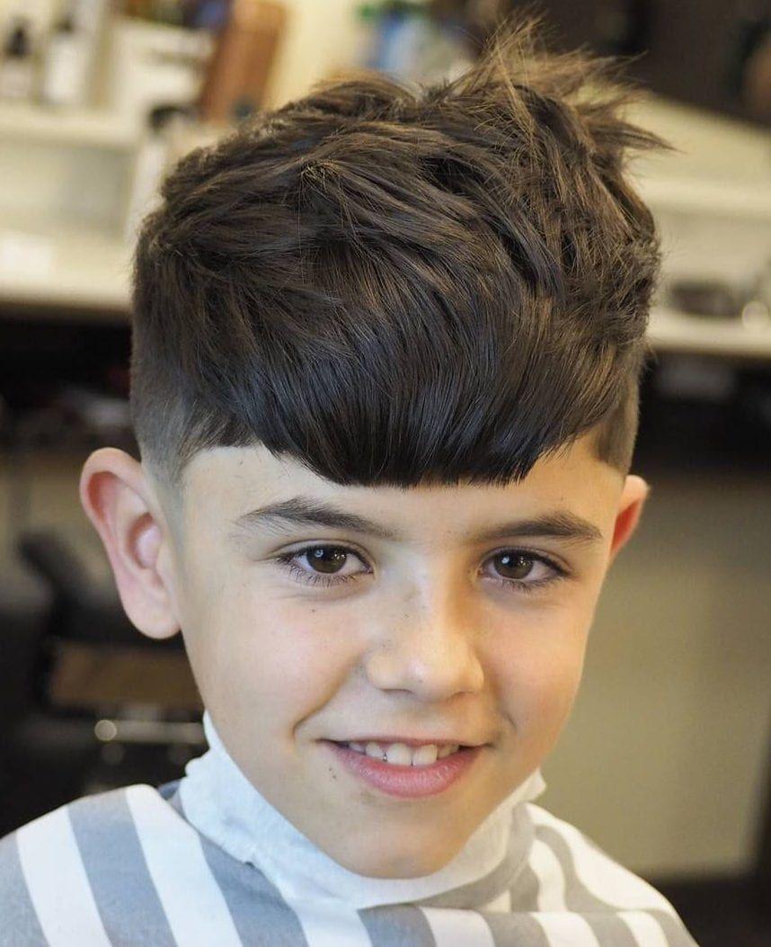 Pin On Haircuts For Boys 2019