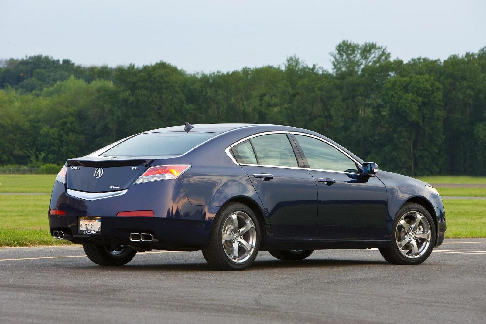 2010 Acura TL Picture 326177 car review @ Top Speed | acura_models ...