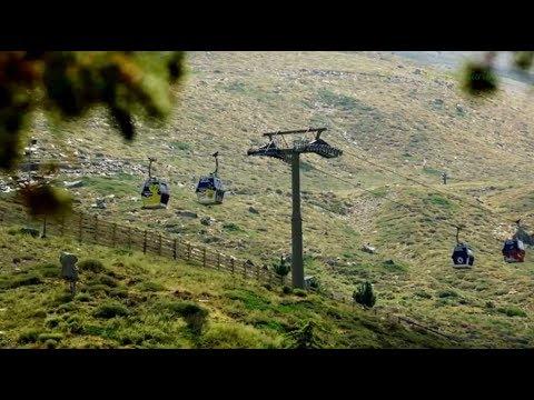 Sierra Nevada En Verano Granada Youtube Sierra Nevada Estaciones De Esqui Turismo Activo