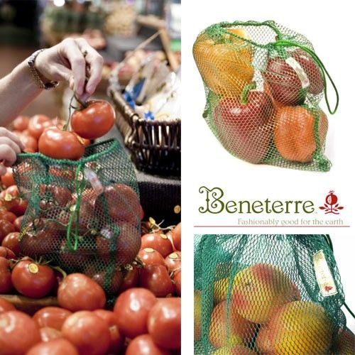 Beneterre - Reusable Produce Bags {set of 6}