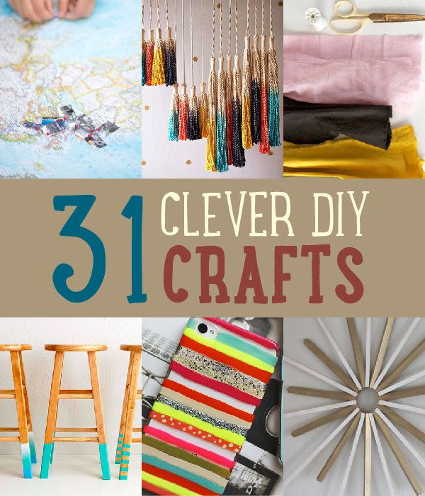 Want Cool Easy DIY Crafts Ideas And Projects Save On Homemade With Step By Instructions How Tos Tutorials For Home Decor Wedding Kids