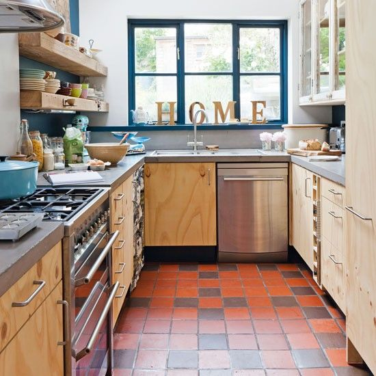 Small Kitchen Ideas Uk small kitchen design ideas | industrial style kitchen, rustic