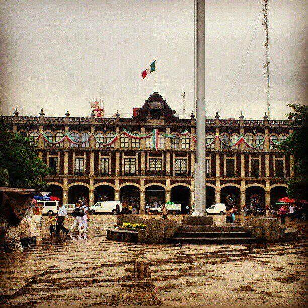 El Centro. Cuernavaca, Morelos